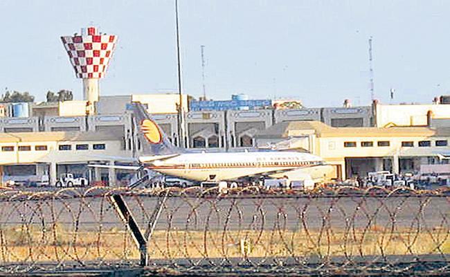 Begumpet Airport Special Story - Sakshi