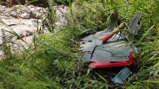 Helicopter Involved In Rescue Operation Crashes In Uttarakhand - Sakshi