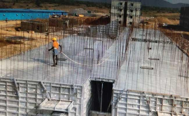 House Construction Irregularities In Vizianagaram Municipality - Sakshi