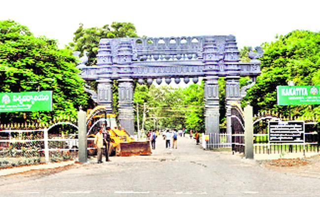 Fake Certificates Issue In Kakatiya University - Sakshi