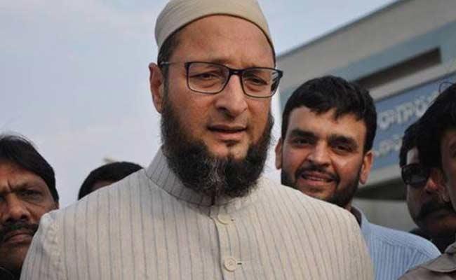 Asaduddin Owaisi Question To Modi On Kashmir - Sakshi