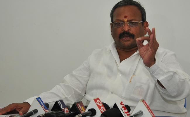YSRCP MLA Kolagatla Denied TDP Leaders Comments In Vizianagaram - Sakshi