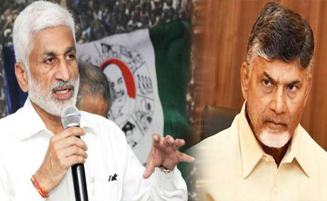 Vijaya Sai Reddy Satires On Chandrababu Babu Over Kodela Siva Prasada Rao Issue - Sakshi