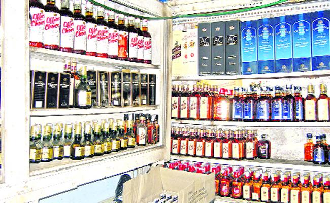 Telangana Government Implemented New Excise Policy In Warangal - Sakshi
