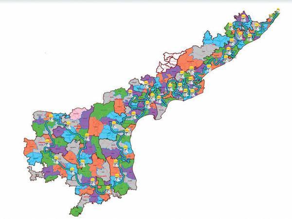 AP Government Decides To Form 4 Regional Planning Boards - Sakshi