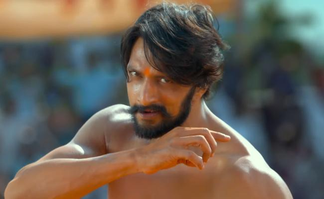 Kichcha Sudeepa Pehlwaan Telugu Official Trailer Released - Sakshi