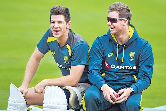 England focused despite Smith's withdrawal from third Ashes Test - Sakshi