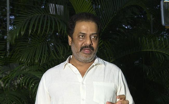 Raj Tarun Case:Raja Ravindra Condemns Karthik Allegations - Sakshi