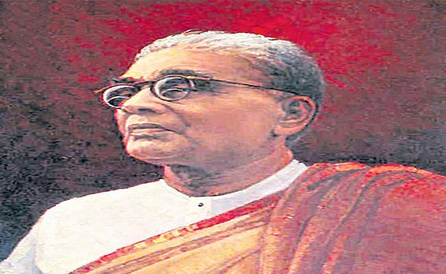 Special Story About Tanguturi Prakasam On Behalf Of His Birthday - Sakshi