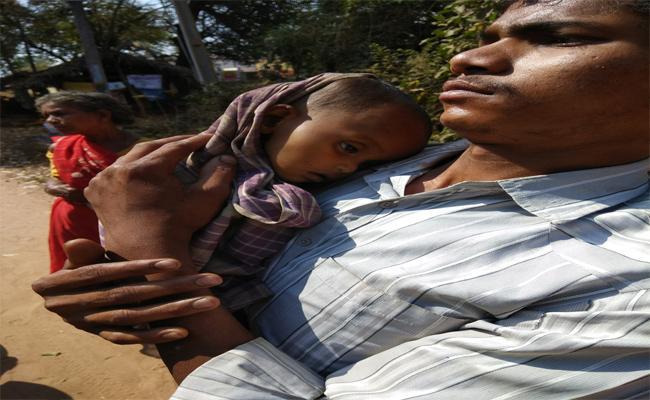 Infant Deaths Increasing In Agency Areas In East Godavari - Sakshi