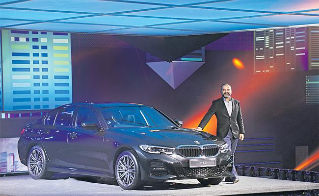 BMW New 3 series Sedan Launch - Sakshi