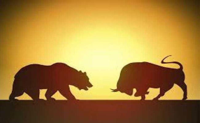 Stockmarkets slips into red - Sakshi