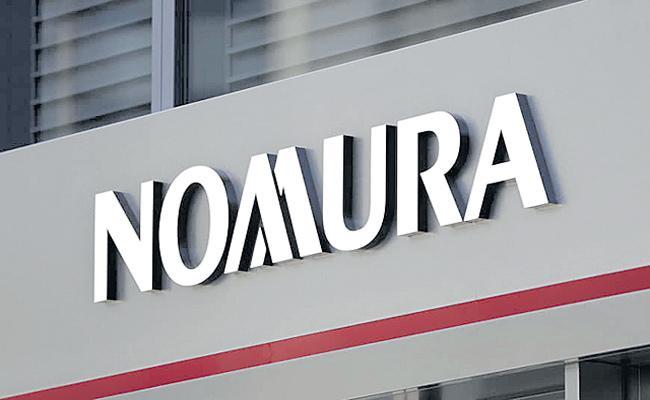 NOMURA GDP Growth Rate 5.7 Percent - Sakshi