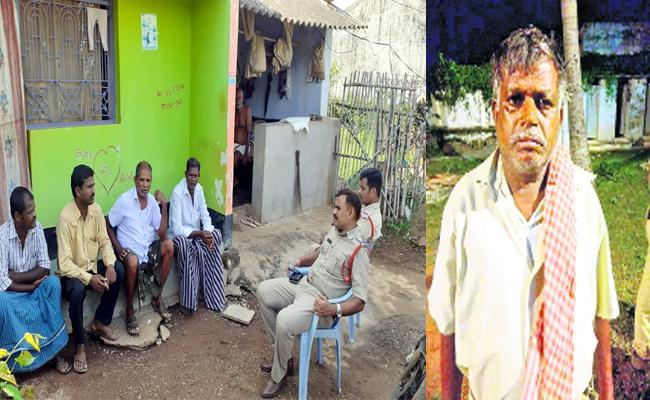 An Old man Molested  A Six year Old Girl In Srikakulam - Sakshi