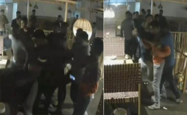 Youth allegedly Attacked By Octopus Police Team - Sakshi