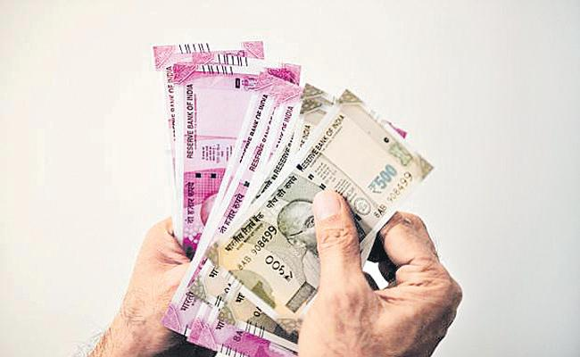 Rupee Recovery With 16 paise up - Sakshi