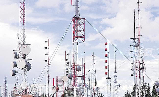 TRAI Report on telecom Income Growth - Sakshi