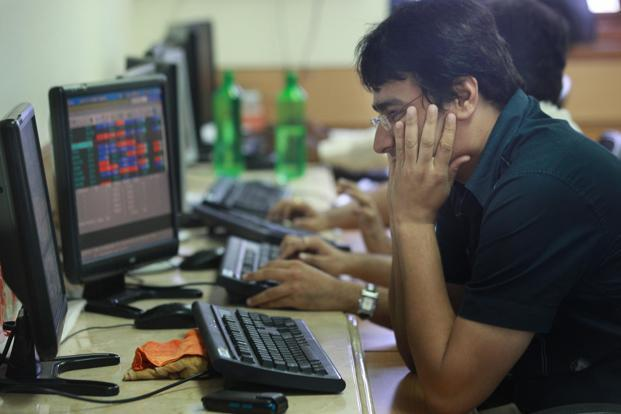 Stock Market Slumped To Hit Five Month Low - Sakshi