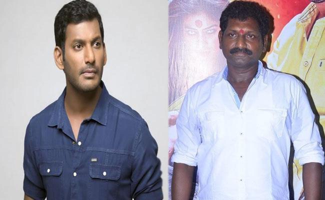 Director Vadivudaiyan Cheats Man Over Movie With Vishal - Sakshi