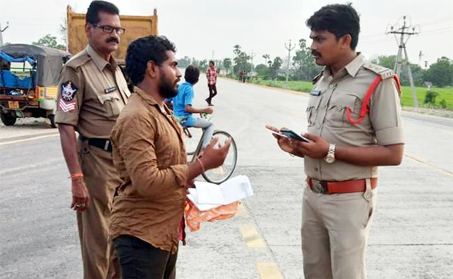 Traffic Offences And Their Penalties - Sakshi