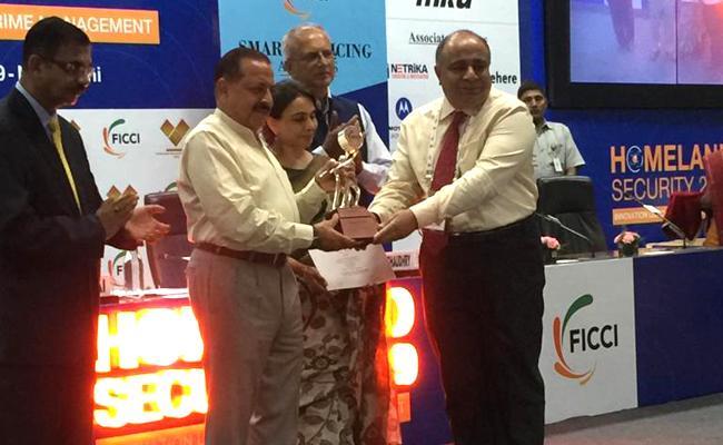 Telangana police bags FICCI Special jury Award - Sakshi