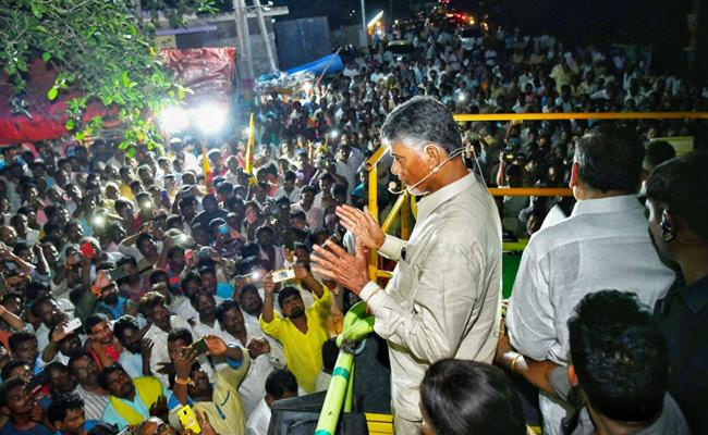 No truth behind Chandrababu allegations, says Anil Kumar Yadav  - Sakshi