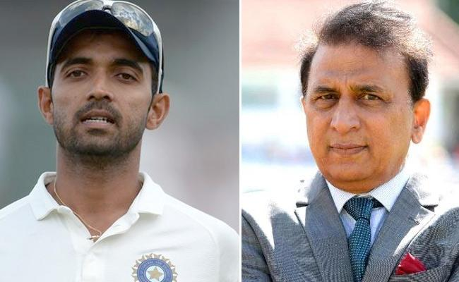 Gavaskar Expressed His Astonishment at The Exclusion of Ashwin Against West Indies - Sakshi