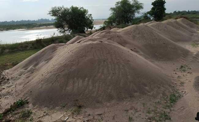 AP Government Online Policy On Sand Supply - Sakshi