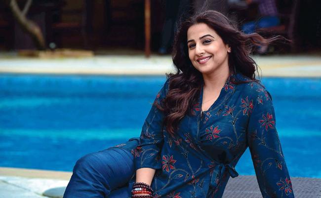 Vidya Balan on Indira Gandhi Web Series - Sakshi