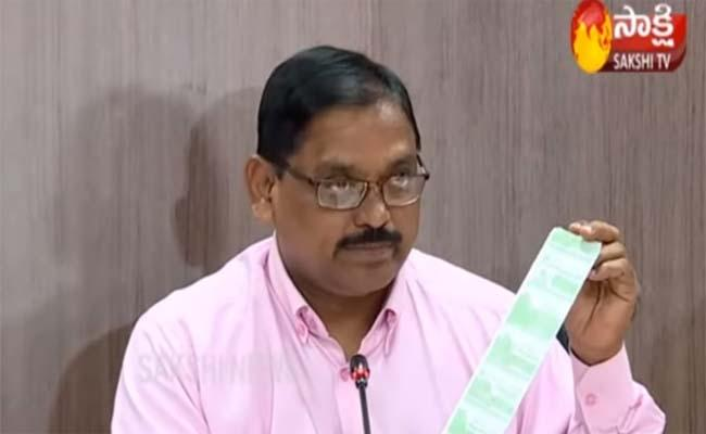 APSRTC ED Koteswara Rao Press Meet About Tirupathi Depot Ticket Dispute - Sakshi