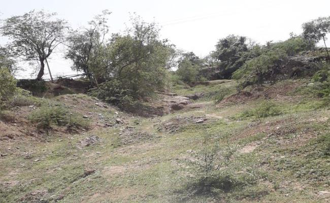 No Burial Grounds In Chenchupalem Prakasam - Sakshi