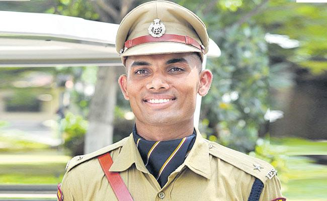 National Police Academy Director Abhay Praises 2017 IPS Batch - Sakshi