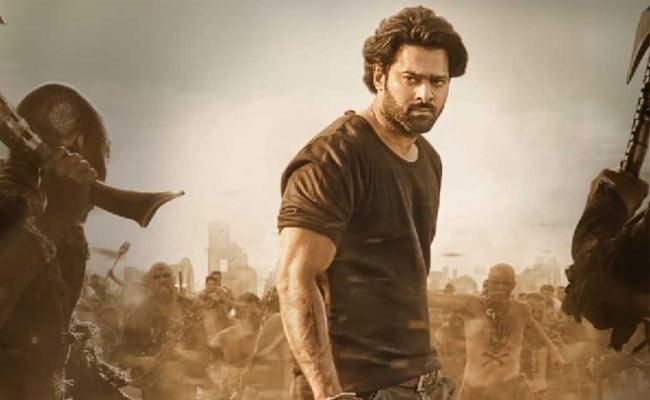 Prabhas Saaho Is The First Telugu Film Got Twitter Emoji - Sakshi