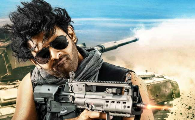 Prabhas Saaho Is Censored With UA - Sakshi