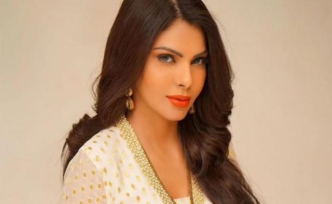 Sherlyn Chopra Reveals Adult Movie In Front Of Camera - Sakshi