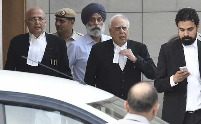 Supreme Court Hearing Chidambaram Bail Petition On Monday - Sakshi