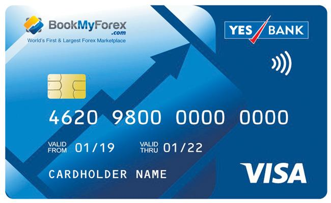 Book My Forex Tie Up With Yes Bank - Sakshi