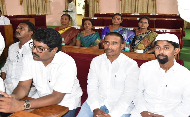 ZP Standing Committee Meeting In Nizamabad - Sakshi