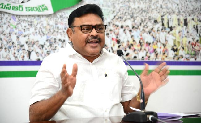 Ambati Rambabu Comments On Kodela Siva Prasada Rao Family - Sakshi