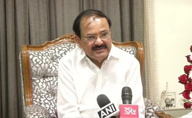 Arun Jaitley demise:Huge Loss To Nation, Says Venkaiah - Sakshi