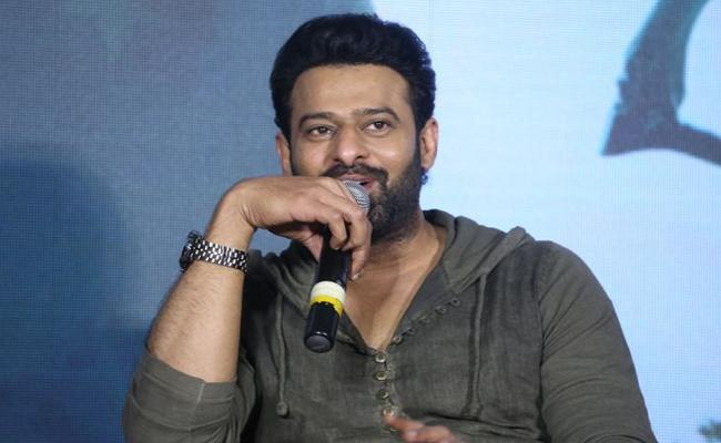 Prabhas Don't Want to do Big Budget Films After Saaho - Sakshi