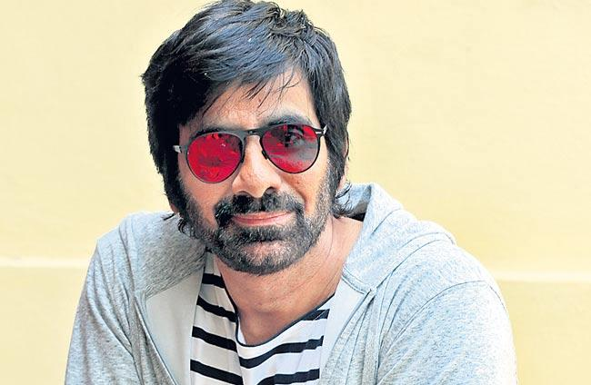 Ravi Teja begins shooting for Disco Raja - Sakshi