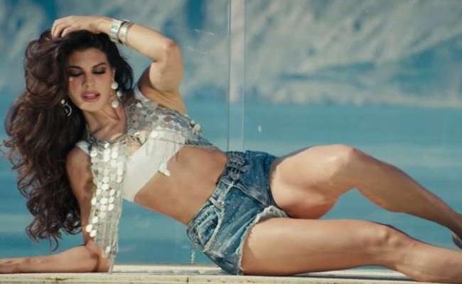 Jacqueline Fernandez Charged Hefty Fee For Featuring in Saaho Song - Sakshi
