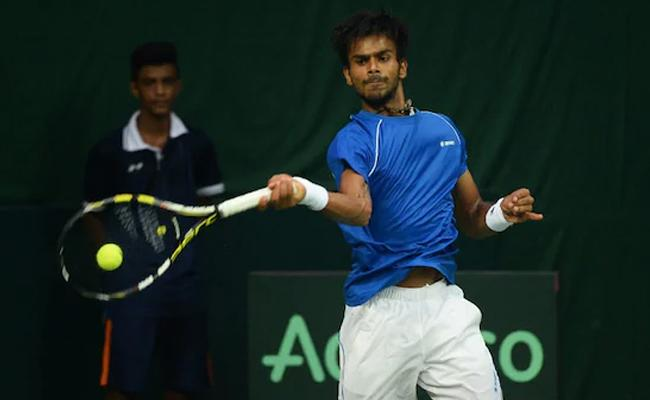 Sumit Nagal Qualifies For US Open Main Draw - Sakshi