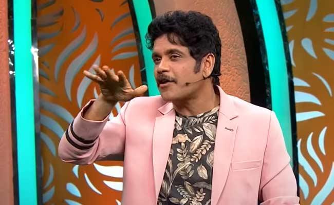 Bigg Boss 3 Telugu Nagarjuna Fires On Baba Bhaskar - Sakshi