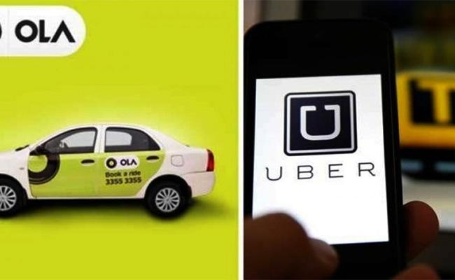 Ola Uber Cabs More Charges in Peak Hours Hyderabad - Sakshi