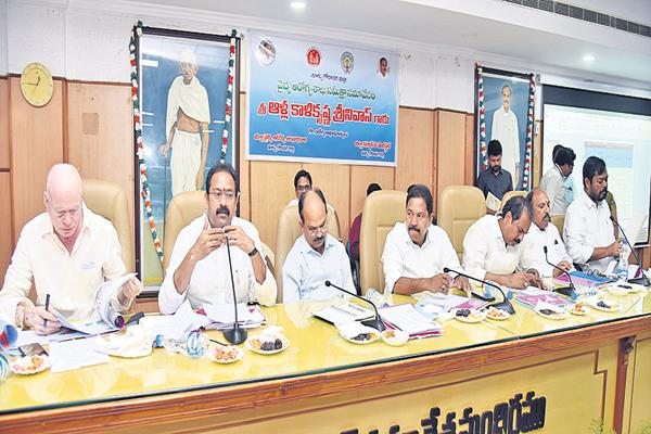 12 thousand crores For facilities in government hospitals - Sakshi