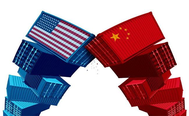 America And China Tariff War - Sakshi