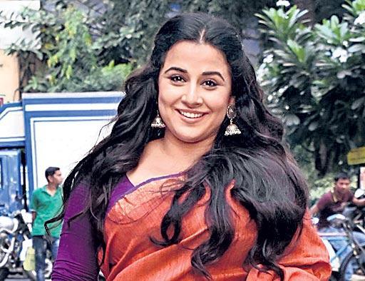 Vidya Balan on Shakuntala Devi biopic - Sakshi