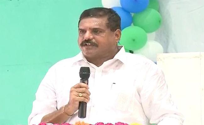 Minister Botsa Satyanarayana Praises AP CM YS Jagan - Sakshi